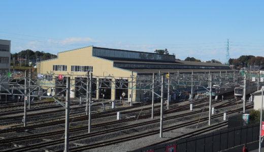鉄道好き必見「浦和美園車両基地」浦和美園駅は終着駅