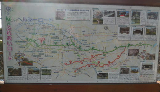 サイクリング・ウォーキング好き必見「緑のヘルシーロード」埼玉県9市を繋ぐ全長56.6kmの専用道路
