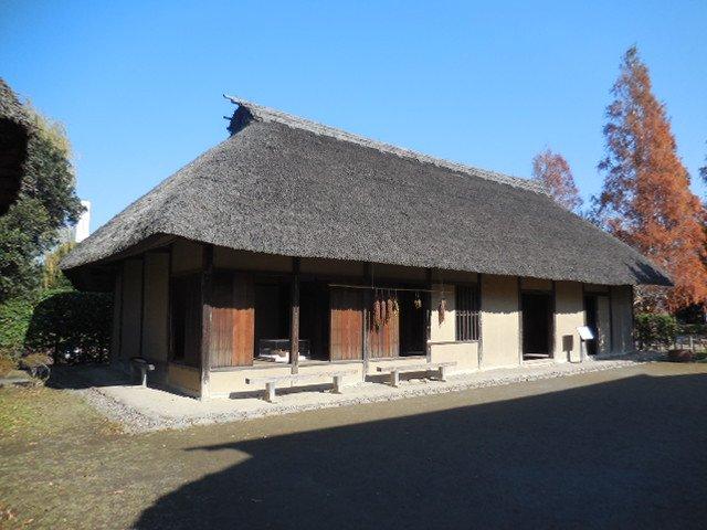 さいたま市立浦和くらしの博物館民家園