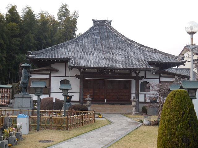 総寺院(別名・ボタン寺)