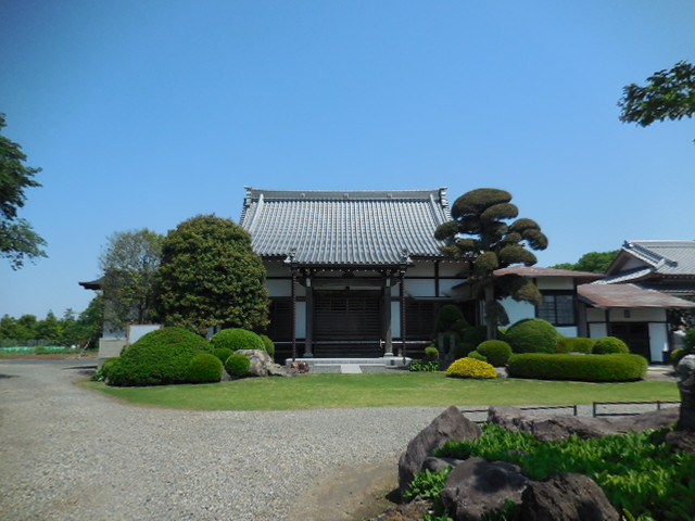 浦和美園の寺院「国昌寺」さいたま市PRキャラクター つなが竜「ヌゥ ...