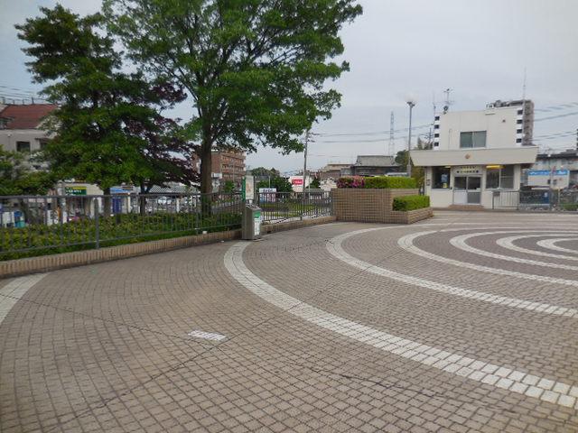 東川口駅 喫煙所