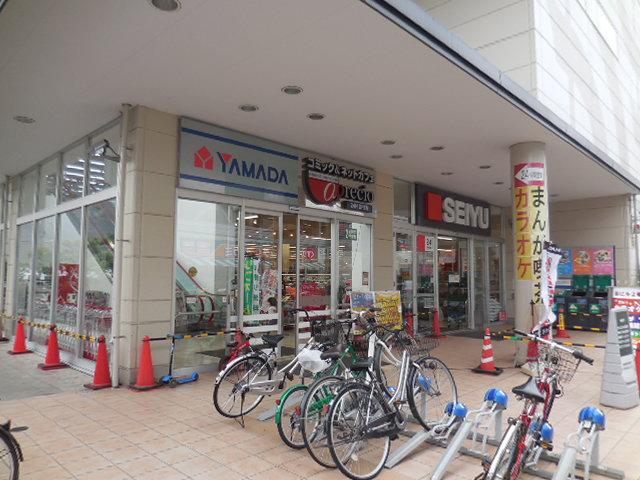 ヤマダ電機 テックランド東川口店