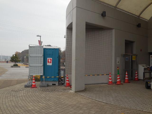 埼玉スタジアム 電気設備全館停電
