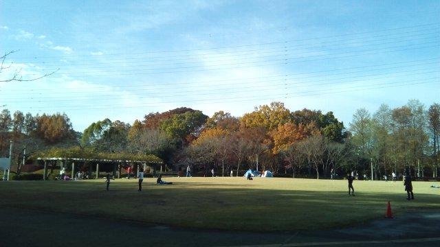 さぎ山記念公園 浦和美園