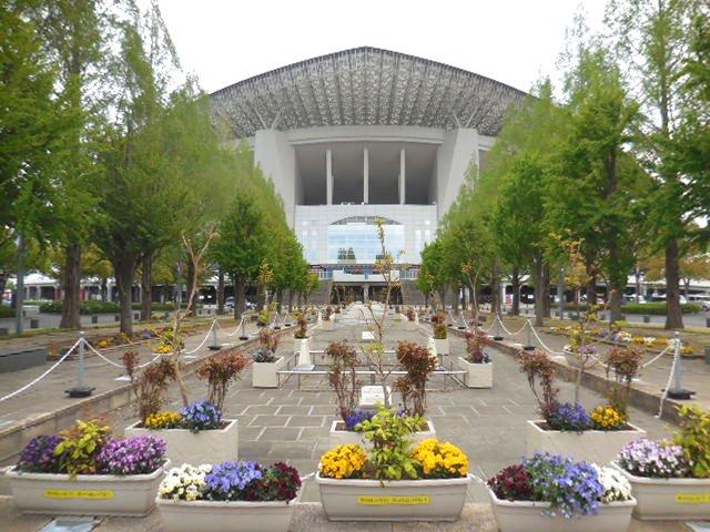 埼玉スタジアム2002公園 浦和美園