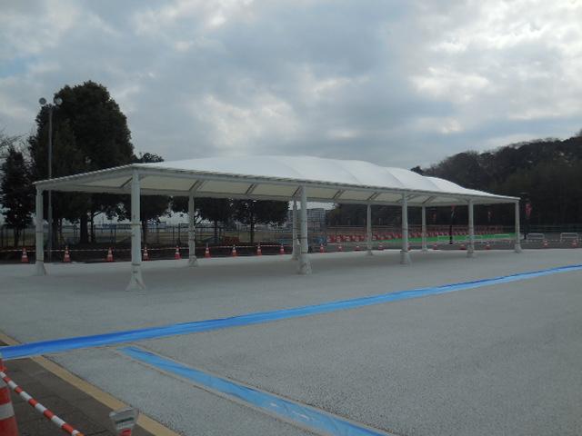 埼玉スタジアム2002 南側広場 浦和美園