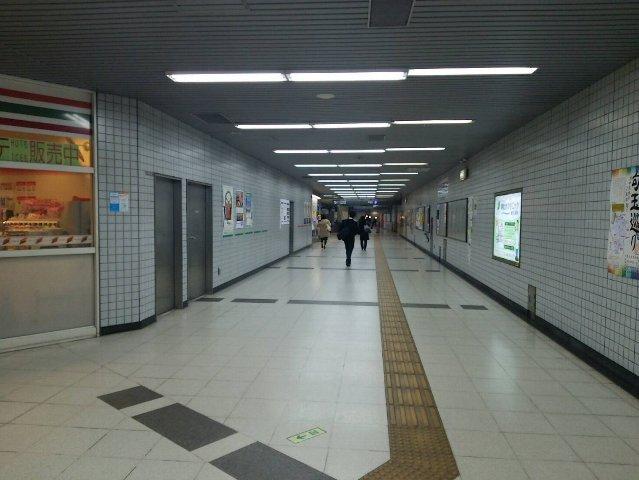 埼玉高速鉄道 東川口駅