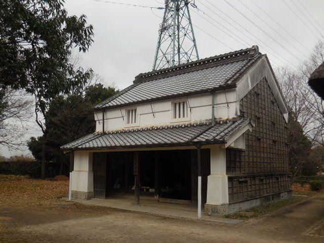 旧綿貫家住宅