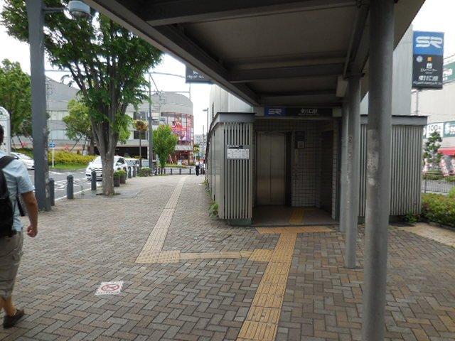 埼玉高速鉄道 東川口駅 エレベーター