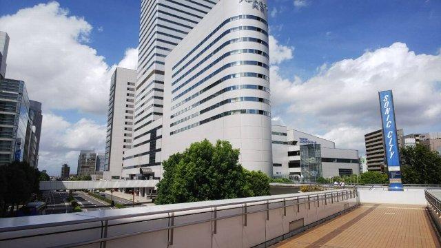 大宮駅から埼玉県パスポートセンター