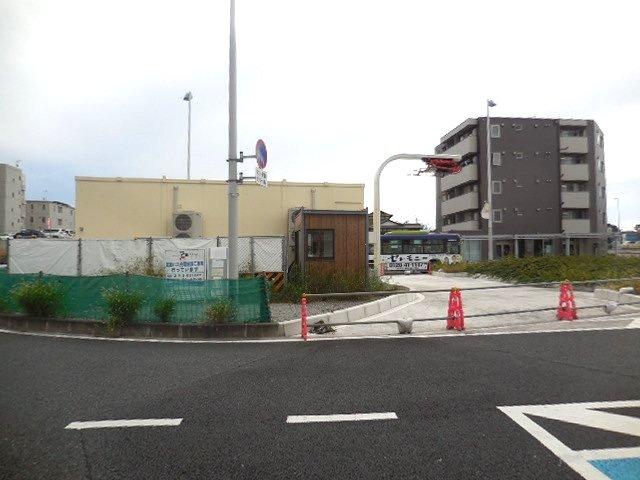 浦和美園駅 電動バス充電施設