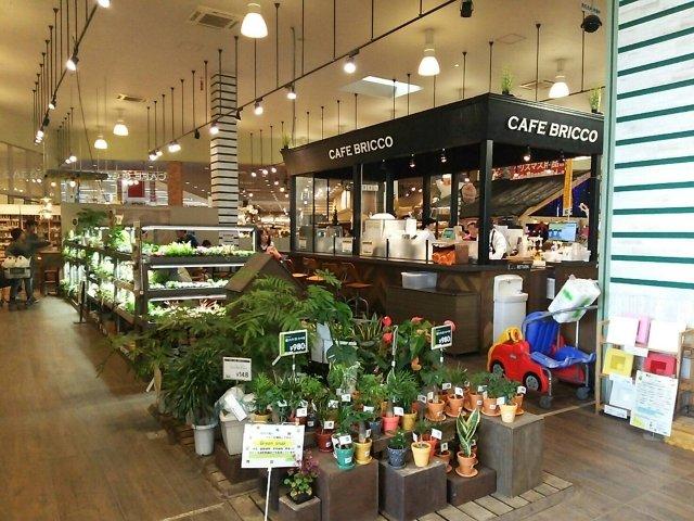 CAFE BRICCO浦和美園店