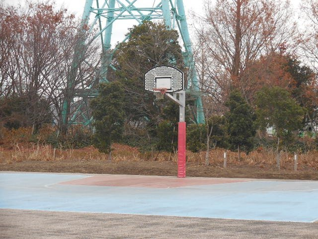 埼玉スタジアム2002 バスケットコート