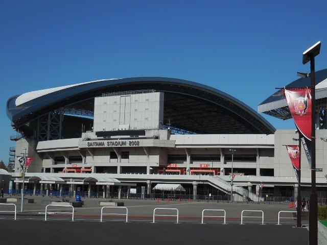 埼玉スタジアム2002 南側広場