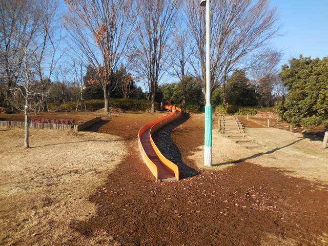 埼玉スタジアム2002公園 ちびっこ広場