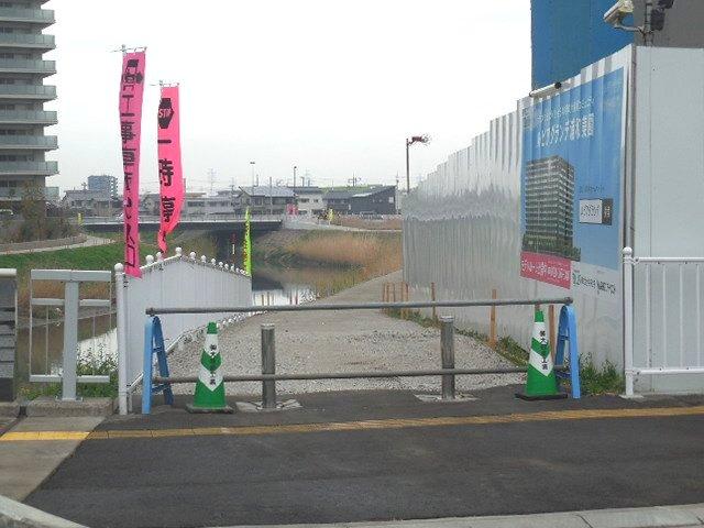 遊歩道整備(東京オリンピック 公認プログラム 街づくり)