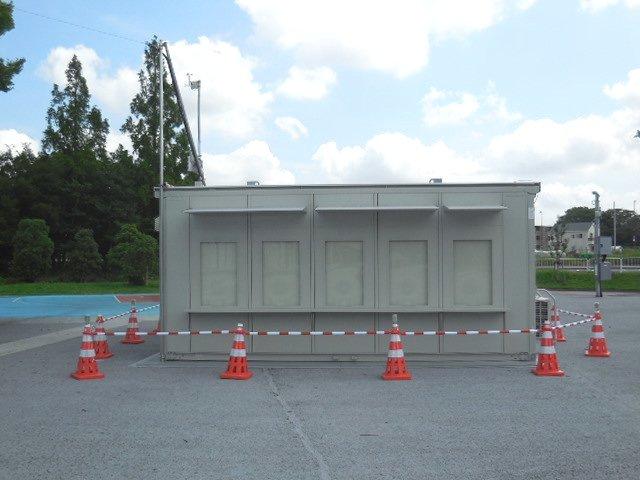 埼玉スタジアム2002 東京オリンピック 北門